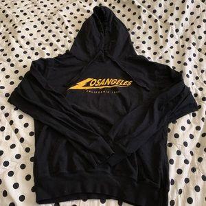 Brandy Melville LA hoodie